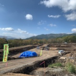 『玖珠町太陽光発電所 調整池工事』の画像