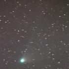 『17日のレモン彗星(C/2012F6)』の画像