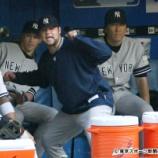 『【MLB】ヤンキース・チェンバレン、松井秀喜氏の「結婚秘話」を語る』の画像