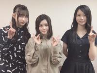 【乃木坂46】伊藤理々杏、美女2人に囲まれてスリーショット!!!
