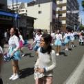 2015年横浜開港記念みなと祭国際仮装行列第63回ザよこはまパレード その64(横浜市立みなと総合高等学校吹奏楽部・チアダンス部)