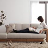 『【インテリア】広くなきゃ無理!?1人暮らしでもソファーを置きたい!! 1/2 【インテリアまとめ・一人暮らし 収納 】』の画像