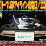 『30XリーフLEDアイライン充電口/エコレボ』の画像