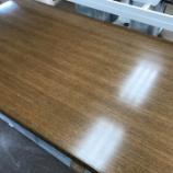 『コの字型脚部テーブルの塗り直し』の画像
