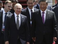 【緊急速報】 中国とロシアが軍事同盟を締結!!!! 一体何が始まるんだ!?!?