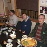 『2007年11月24日 忘年会:弘前市・駅前 居酒屋「松ノ木」』の画像