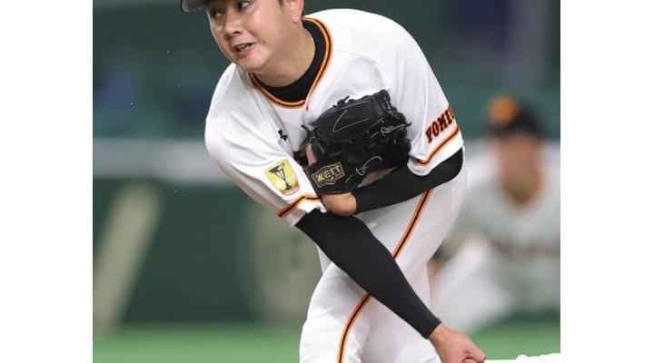 巨人・野上亮磨さん (33)、3年契約の3年目を迎える