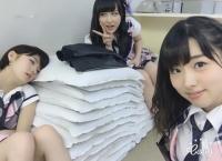 【定期】岡田奈々さん、撮影スポットに【寝顔】