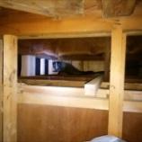 『小屋裏にいたハクビシン対策の考察と作業内容の記録』の画像