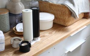 水筒がよく乾く 便利な100均グッズ