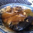 『魚の煮付け』の画像