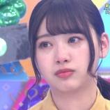 『【日向坂46】えっ・・・!?富田鈴花、番組収録中に大号泣してしまう・・・』の画像