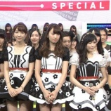 『【画像あり!】Mステに出演したAKB48メンバーの劣化が酷すぎるwwww「老けてる」「キラキラ感ゼロ」の声』の画像
