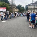 【貧困】かっぱ寿司半額イベントに長蛇の列 1200分待ちも