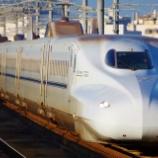 『筑後船小屋駅で九州新幹線を』の画像