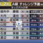 「現役競輪選手」垣外中勝哉 VS  「馬見の達人」橋浜保子