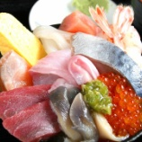 『JAL×はんつ遠藤コラボ企画【千歳編】2日め・海鮮丼(ちょび丸)』の画像