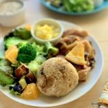 『豚肉入りのマッシュルームの炊き込みご飯レシピ』の画像