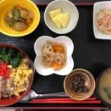 『藤塚昼食(三色丼)』の画像