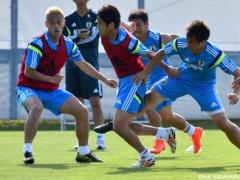 「ピリッと引き締まった!」本田ら合流でチームの雰囲気に変化
