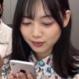 『【乃木坂46】北川悠理ちゃんのスマホの持ち方の『淑女』感が凄すぎるwwwwww』の画像