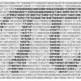 円周率の数字の並びにはこの世のすべてがある