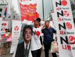 韓国人さん「少しでも日本の近くで輸出規制強化撤回を叫べば安倍に届くはず…」⇒ 衝撃の行動に出るwwwwww