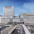 【画像】新しい広島駅のデザイン発表される