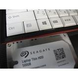 『FUJITSU製ノートPC LIFEBOOK A574/MX ハードディスク交換修理』の画像