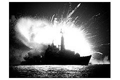 """""""戦争など起こるわけがない""""という見通しが外れ戦争が起きた例フォークランド紛争、太平洋戦争、湾岸戦争"""