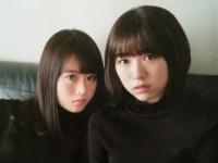 【乃木坂46】山崎怜奈と渡辺みり愛の関係性wwwwwww