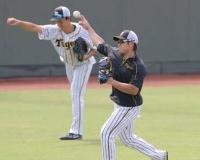 阪神・梅野、23日にも打撃練習「投げるのは問題なくできた」