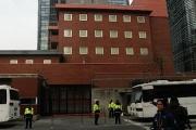 「祖母は慰安婦だ」 中国人が韓国の日本大使館に火炎瓶