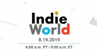 Switchの新作インディーゲームを紹介する「Indie World Showcase」が8月19日に配信決定!