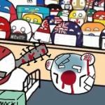 【悲報】日本さん、海外から見たらこんな感じ。もう描かれ放題!バカを見る展開 [海外]