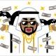 ネトゲで仲良くなったサウジアラビアのやつが石油王だった