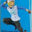 【海軍衣装のサボのフィギュア】ワンピース ONE PIECE magazine FIGURE~夢の一枚#1~vol.2