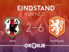 【 動画 】なでしこジャパン、アルガルベ杯で欧州王者オランダに2-6で敗れる・・・