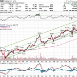 『【WMT】「ウォルマート+」開始報道で株価急騰』の画像