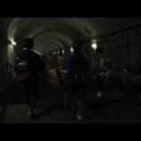 『【夏期合宿】2日目/社会フールドワーク・もぐら駅見学ツアー』の画像