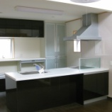 『キッチン収納』の画像