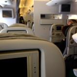『【ミラノサローネ2013】 AZ 787でミラノ マルペンサ空港に出発』の画像