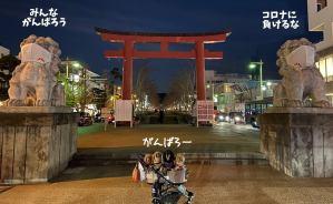 「コロナと戦う観光地・鎌倉」
