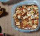 私女だけど麻婆豆腐作りました