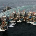 【動画】中国漁船が世界中でやらかす魚の乱獲、電撃漁!イラン・オマーン湾にて