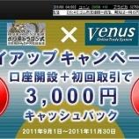 『商品先物【フジフューチャーズ】タイアップキャンペーンスタート!』の画像