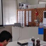 『防災訓練と企業視察』の画像