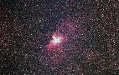 『へび座のわし星雲(M16)』の画像