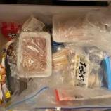 『旦那が晩御飯を作るようになって冷蔵庫に変化が!』の画像