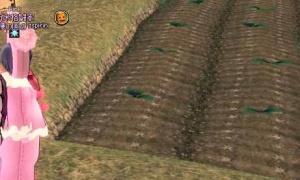 【!?】ジャガイモ畑に草生える